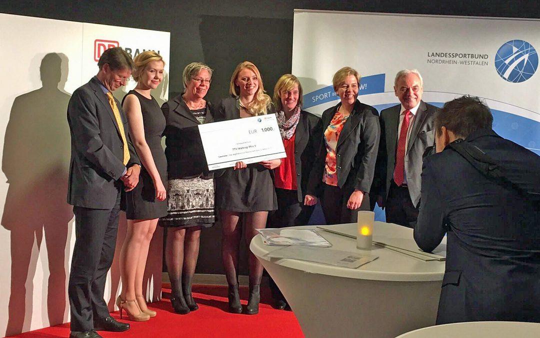 TTV-Damen gewannen den LSB-Kreativwettbewerb