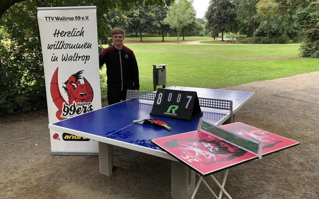 Open-Air-Turnier im Moselbachpark
