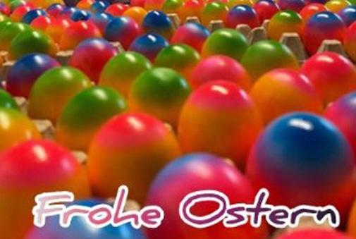 Der TTV Waltrop wünscht ein frohes Osterfest!